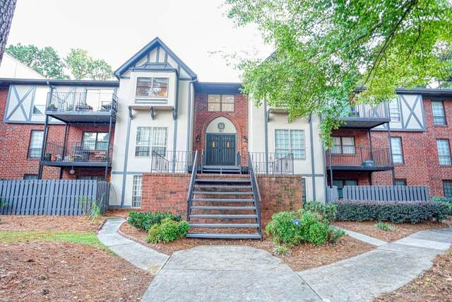 6851 Roswell Road M 12, Atlanta, GA 30328 (MLS #6777055) :: RE/MAX Paramount Properties