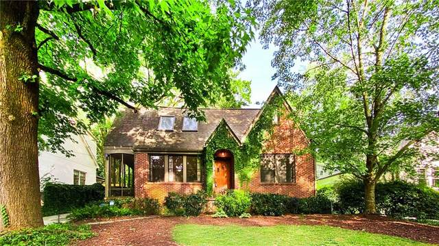 2060 Fairhaven Circle NE, Atlanta, GA 30305 (MLS #6777096) :: RE/MAX Prestige
