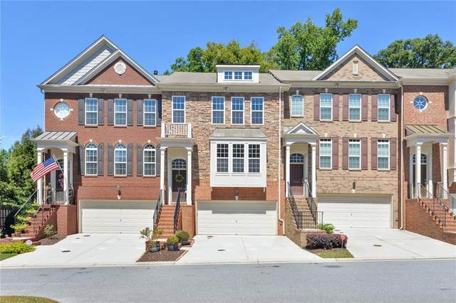 4912 Colchester Court, Atlanta, GA 30339 (MLS #6777111) :: The Butler/Swayne Team