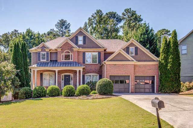 847 Summer Forest Drive, Suwanee, GA 30024 (MLS #6777289) :: North Atlanta Home Team
