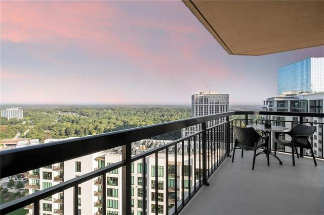 3481 Lakeside Drive NE P102, Atlanta, GA 30326 (MLS #6777380) :: The North Georgia Group