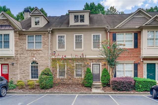1247 Harris Commons Place, Roswell, GA 30076 (MLS #6777479) :: The Hinsons - Mike Hinson & Harriet Hinson