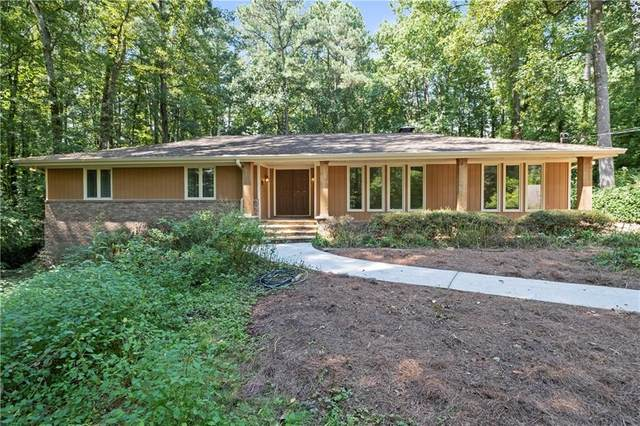 7270 Twin Branch Road, Sandy Springs, GA 30328 (MLS #6777541) :: The Cowan Connection Team