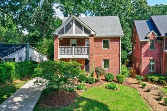 517 Trabert Avenue NW, Atlanta, GA 30309 (MLS #6777601) :: RE/MAX Prestige