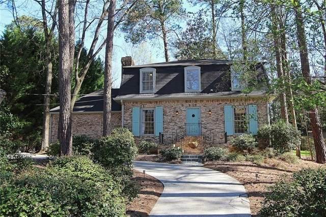3171 Northside Parkway NW, Atlanta, GA 30327 (MLS #6777703) :: North Atlanta Home Team