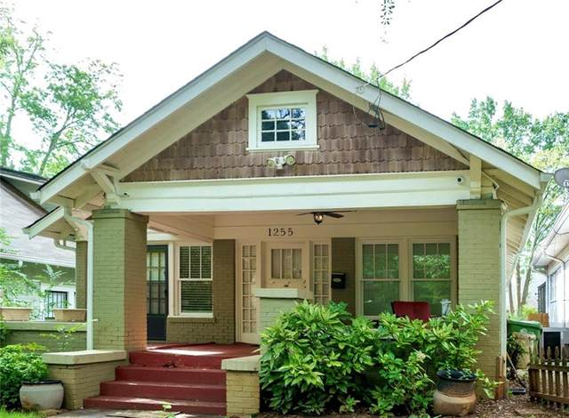 1255 Mclendon Avenue NE, Atlanta, GA 30307 (MLS #6777704) :: Dillard and Company Realty Group