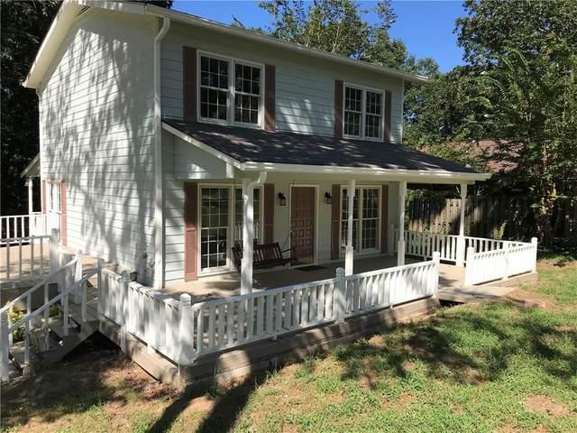 221 Anchor Road SE, Acworth, GA 30101 (MLS #6777714) :: Tonda Booker Real Estate Sales