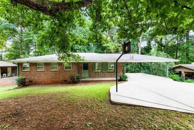 206 Forest Glen Circle, Avondale Estates, GA 30002 (MLS #6777731) :: North Atlanta Home Team