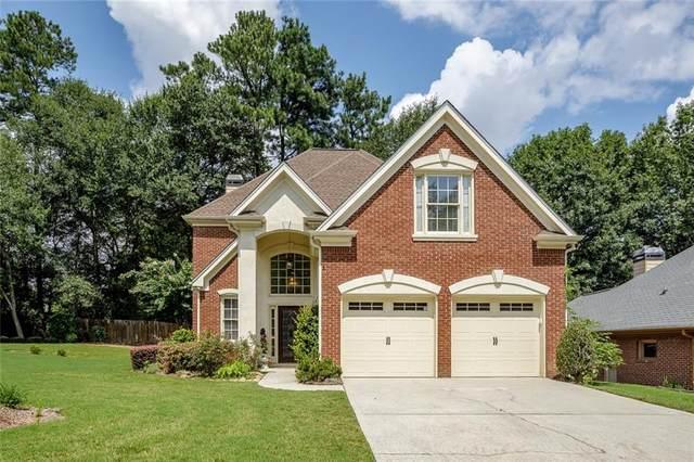 1348 Brookhaven Garden Lane NE, Brookhaven, GA 30319 (MLS #6778064) :: North Atlanta Home Team