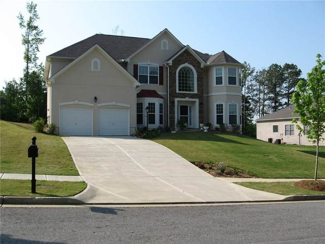 7760 The Lakes Drive, Fairburn, GA 30213 (MLS #6778085) :: Kennesaw Life Real Estate