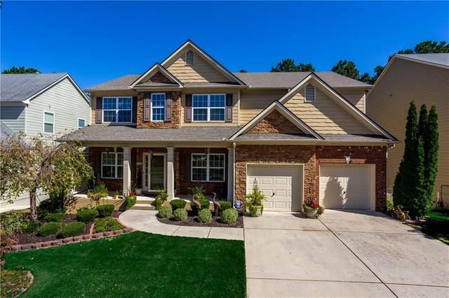 307 Hamilton Way, Canton, GA 30115 (MLS #6778226) :: Tonda Booker Real Estate Sales