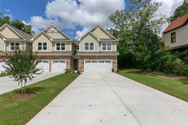 4438 Northside Drive, Acworth, GA 30101 (MLS #6778317) :: Good Living Real Estate