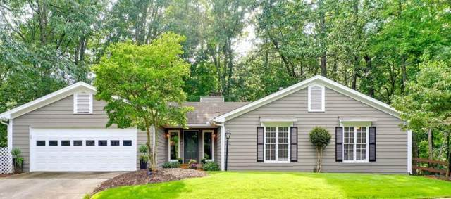 195 Foal Drive, Roswell, GA 30076 (MLS #6778334) :: The Cowan Connection Team