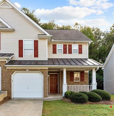 593 Fox Creek Crossing, Woodstock, GA 30188 (MLS #6778441) :: Vicki Dyer Real Estate