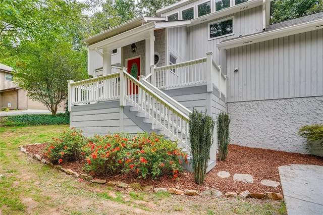 3635 N Berkeley Lake Road NW, Berkeley Lake, GA 30096 (MLS #6778477) :: The Butler/Swayne Team