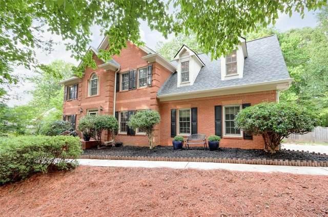 4930 Chapel Crossing, Douglasville, GA 30135 (MLS #6778599) :: Tonda Booker Real Estate Sales