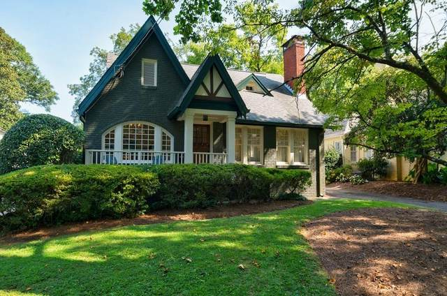 129 Huntington Road NE, Atlanta, GA 30309 (MLS #6778762) :: Compass Georgia LLC