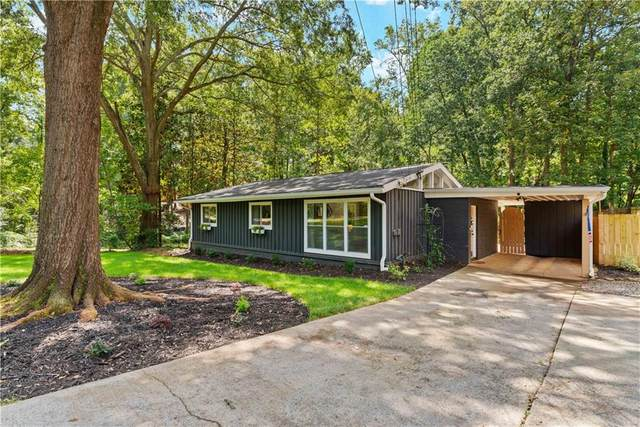 3520 Sexton Woods Drive, Atlanta, GA 30319 (MLS #6778796) :: North Atlanta Home Team