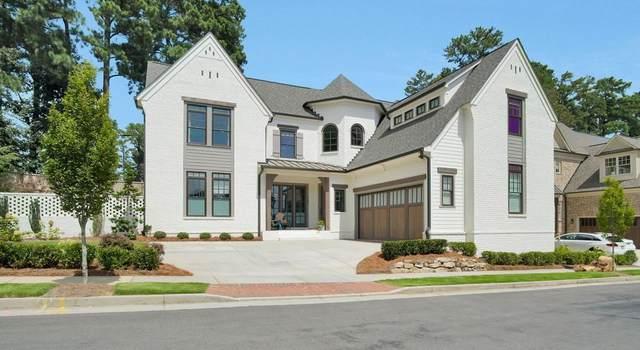 1791 Kent Avenue, Dunwoody, GA 30338 (MLS #6779091) :: North Atlanta Home Team