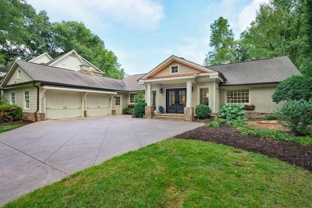 934 Carter Drive, Atlanta, GA 30319 (MLS #6779098) :: North Atlanta Home Team