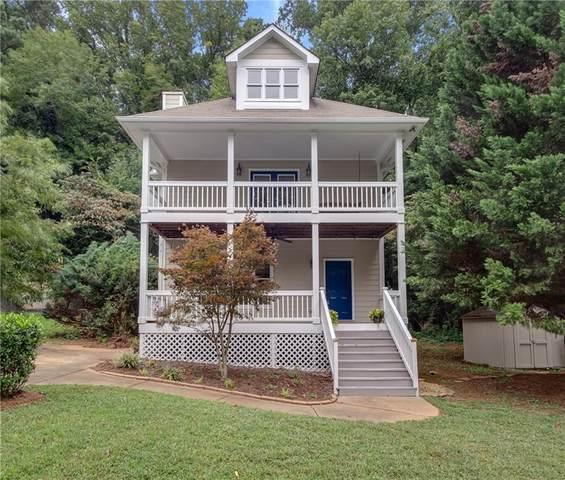 1592 Whitehill Way SE, Atlanta, GA 30316 (MLS #6779292) :: Vicki Dyer Real Estate