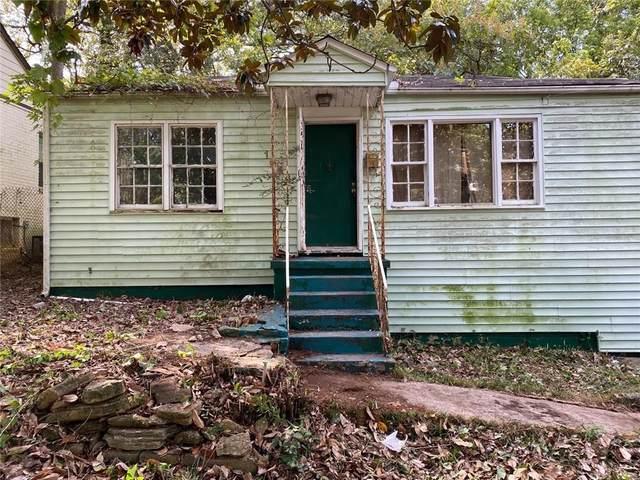 1064 Westmoor Drive NW, Atlanta, GA 30314 (MLS #6779365) :: Path & Post Real Estate