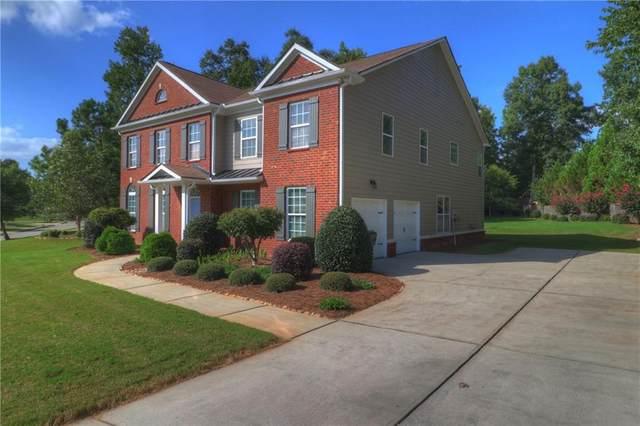 45 Tudor Way, Senoia, GA 30276 (MLS #6779429) :: North Atlanta Home Team
