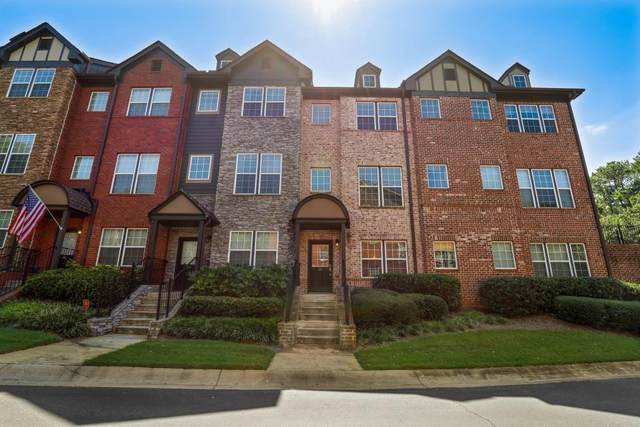1203 Ashford Creek Park NE, Atlanta, GA 30319 (MLS #6779515) :: Keller Williams Realty Cityside