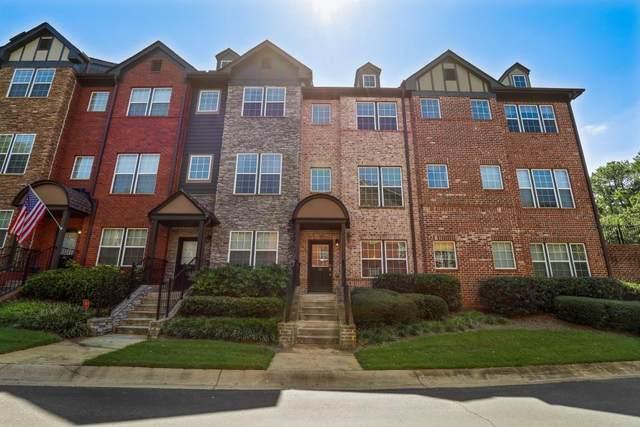 1203 Ashford Creek Park NE, Atlanta, GA 30319 (MLS #6779515) :: Good Living Real Estate