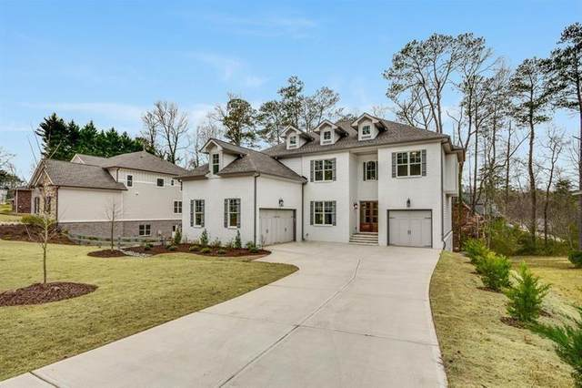 1417 Siesta Lane, Marietta, GA 30062 (MLS #6779657) :: Keller Williams Realty Atlanta Classic