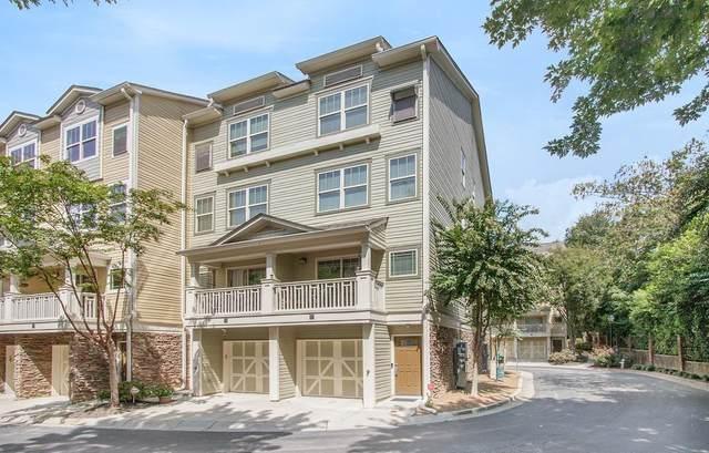221 Semel Circle NW #277, Atlanta, GA 30309 (MLS #6779771) :: Vicki Dyer Real Estate