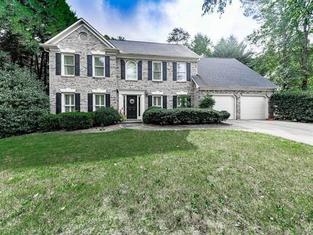 1648 Duxbury Lane NW, Kennesaw, GA 30152 (MLS #6779896) :: North Atlanta Home Team