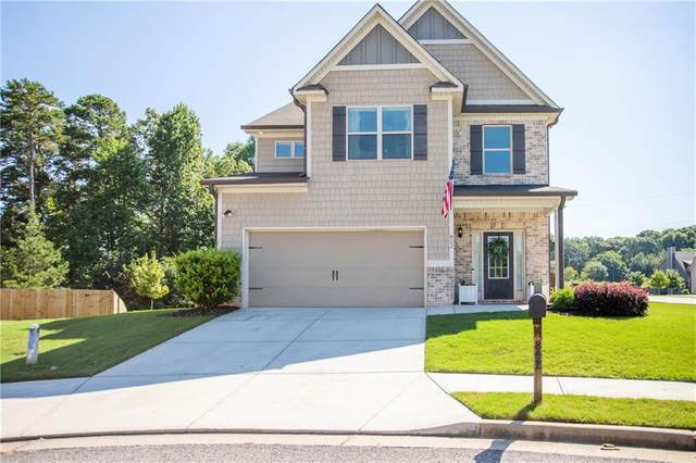 802 Broadwell Circle, Hoschton, GA 30548 (MLS #6780179) :: Tonda Booker Real Estate Sales
