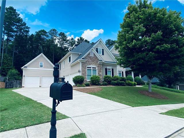 298 Thorncliff Way, Acworth, GA 30101 (MLS #6780383) :: The Cowan Connection Team