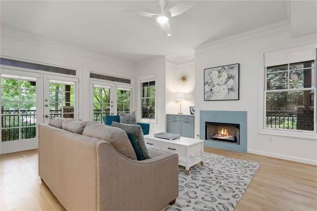 850 Piedmont Avenue NE #3114, Atlanta, GA 30308 (MLS #6780426) :: Oliver & Associates Realty