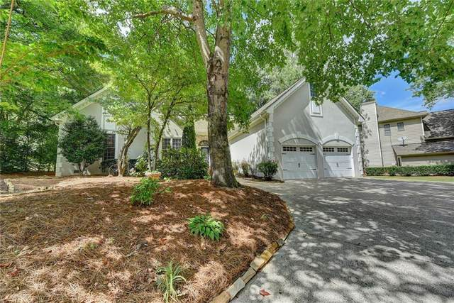 4513 Forest Peak Circle, Marietta, GA 30066 (MLS #6780454) :: Tonda Booker Real Estate Sales