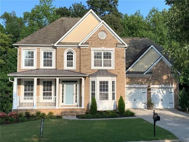 1606 Waterdance Lane NW, Kennesaw, GA 30152 (MLS #6780470) :: Path & Post Real Estate