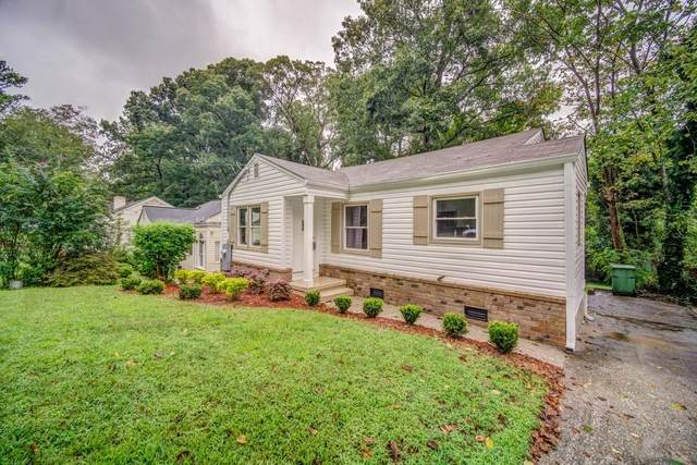 1384 Westmont Road SW, Atlanta, GA 30311 (MLS #6780473) :: Tonda Booker Real Estate Sales