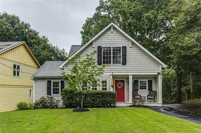 1865 Woodland Hills Avenue NW, Atlanta, GA 30318 (MLS #6780499) :: Path & Post Real Estate