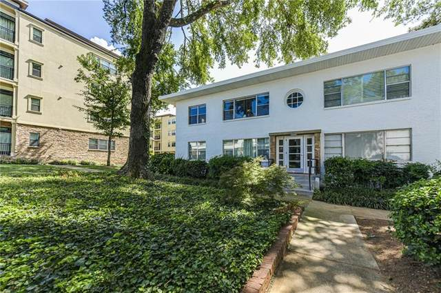 2240 Cheshire Bridge Road NE #210, Atlanta, GA 30324 (MLS #6780507) :: North Atlanta Home Team