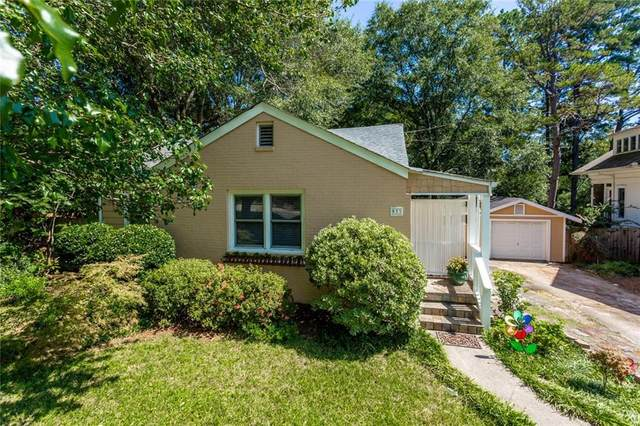 933 Sycamore Drive, Decatur, GA 30030 (MLS #6780546) :: North Atlanta Home Team