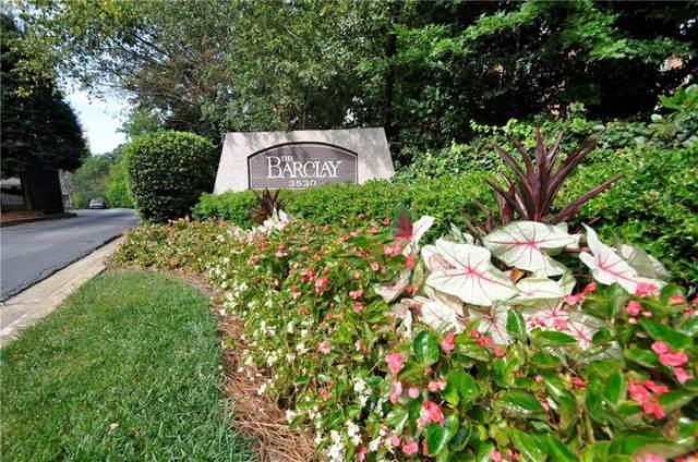3530 Piedmont Road NE P3, Atlanta, GA 30305 (MLS #6780614) :: North Atlanta Home Team
