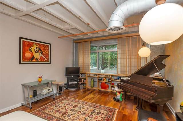 805 Peachtree Street NE #213, Atlanta, GA 30308 (MLS #6780859) :: Oliver & Associates Realty