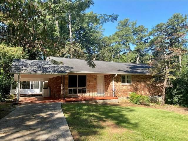 2082 Shady Lane, Tucker, GA 30084 (MLS #6780948) :: Rock River Realty