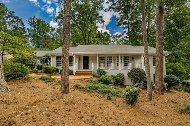 5393 Saffron Drive, Dunwoody, GA 30338 (MLS #6781045) :: North Atlanta Home Team