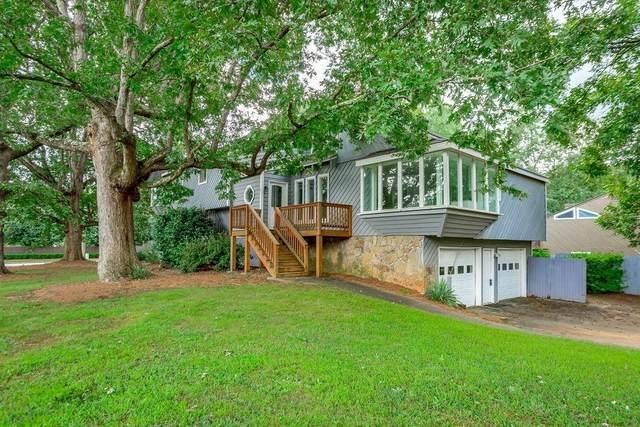 2698 Shadow Bluff, Marietta, GA 30062 (MLS #6781156) :: Path & Post Real Estate