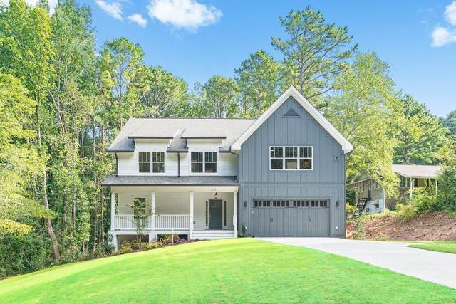 2773 Indian Trail Drive, Tucker, GA 30084 (MLS #6781237) :: The Heyl Group at Keller Williams