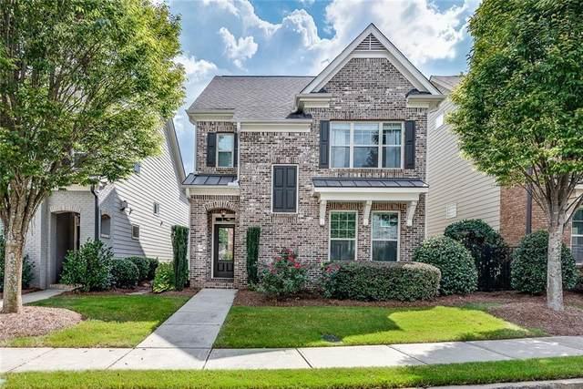 7605 Scarlet Drive, Alpharetta, GA 30005 (MLS #6781384) :: North Atlanta Home Team