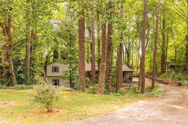 1670 N Hood Court NW, Kennesaw, GA 30152 (MLS #6781428) :: Path & Post Real Estate