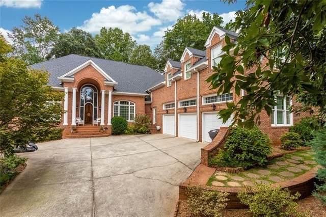 610 Club Lane SE, Marietta, GA 30067 (MLS #6781437) :: Vicki Dyer Real Estate